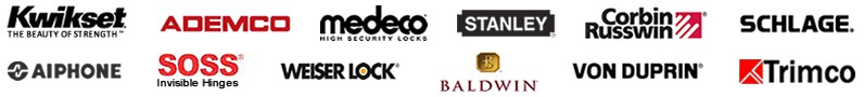 Commercial Locksmith Toronto Brands