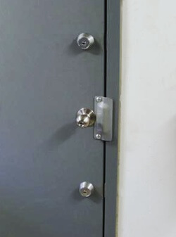 Latch Protector Plates Install Replace Toronto Unlock